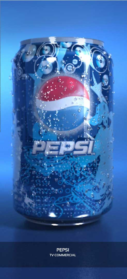 the leading promotional video Production company in Dubai and Abu Dhabi producing a special film for Pepsi