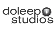 Doleep Studios logo the leading video production company in Dubai, Abu Dhabi, UAE