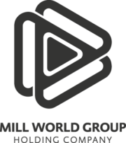 Mill World logo the parent company of doleep studios the leading video production company