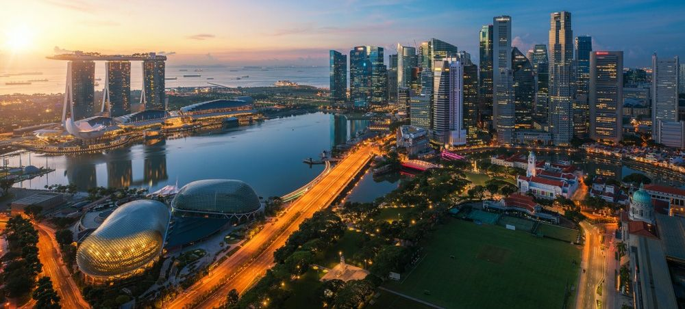 Mill World Headquarter at Singapore the parent company of doleep studios the leading video production company in Dubai