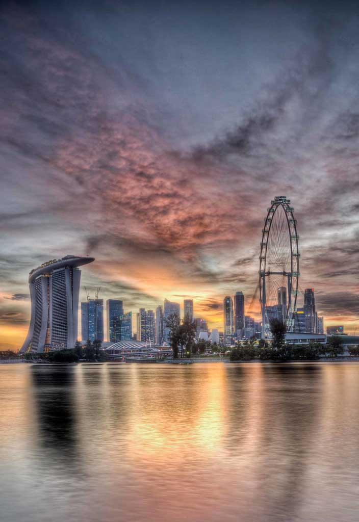 Mill World Singapore Headquarter