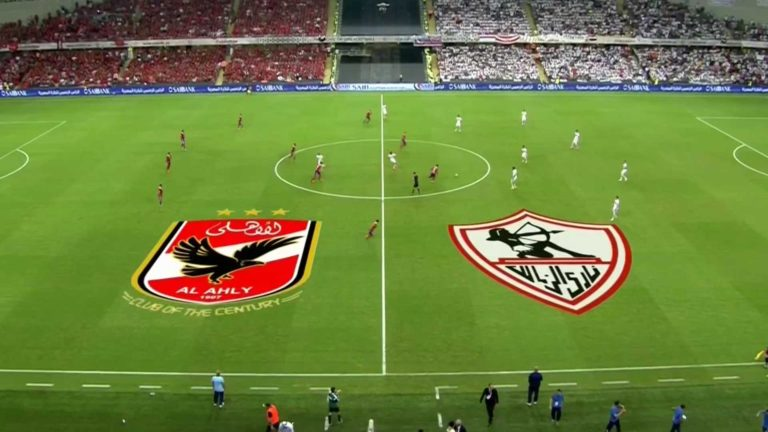 Ahly VS Zamalek Egyptian Super Cup - Video Production for our Fitness client (Al Ain Club Investment Company)