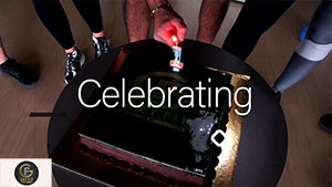 We Celebrate Our 1 Year Anniversary in the UAE | Promotional Video