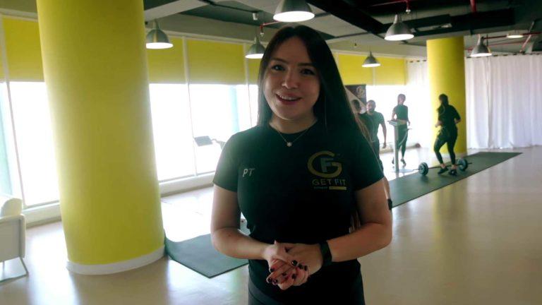 Fitness Interview Video dubai
