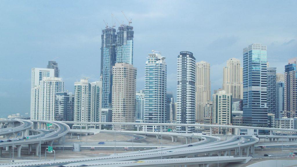 Dubai Rain 5  