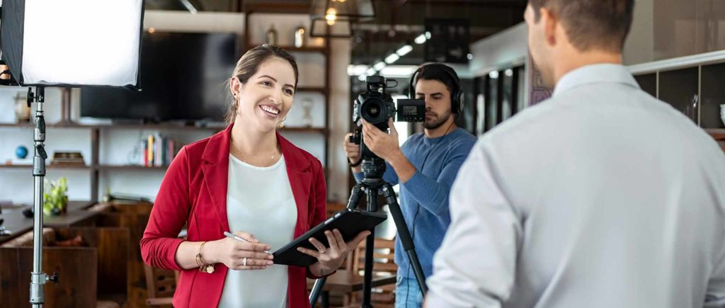 Corporate Film Production Company for Dubai and Abu Dhabi