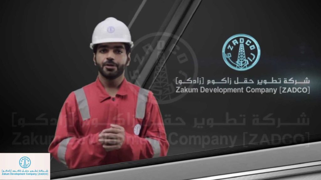 HSE Video about the dangers of Heat Stress for ADNOC Abu Dhabi National Oil Company