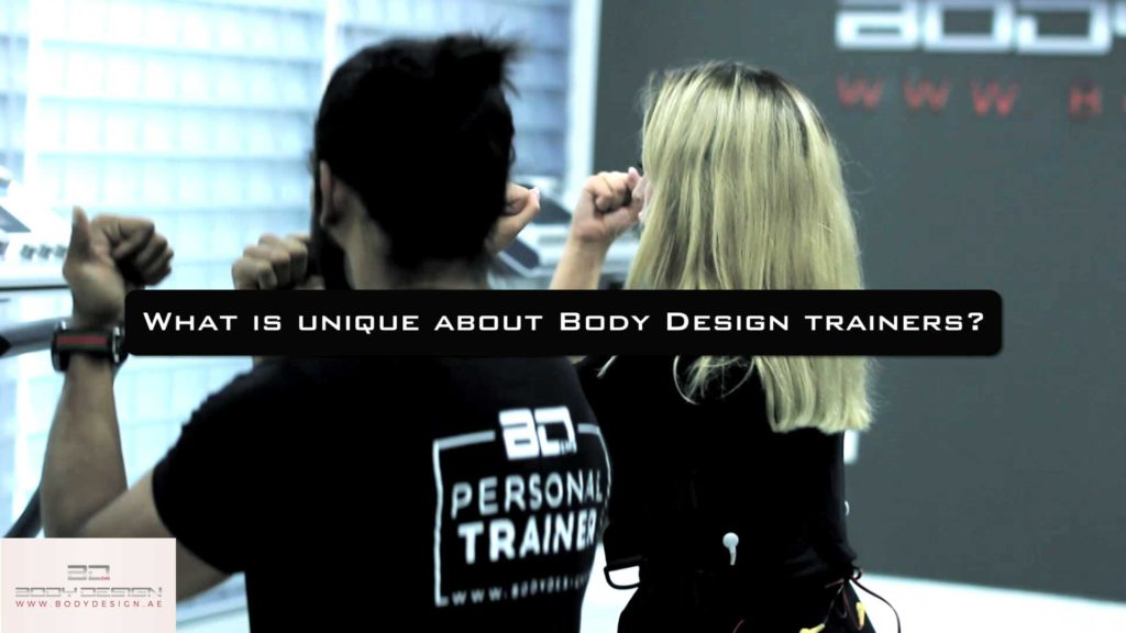 The Body Design Trainers