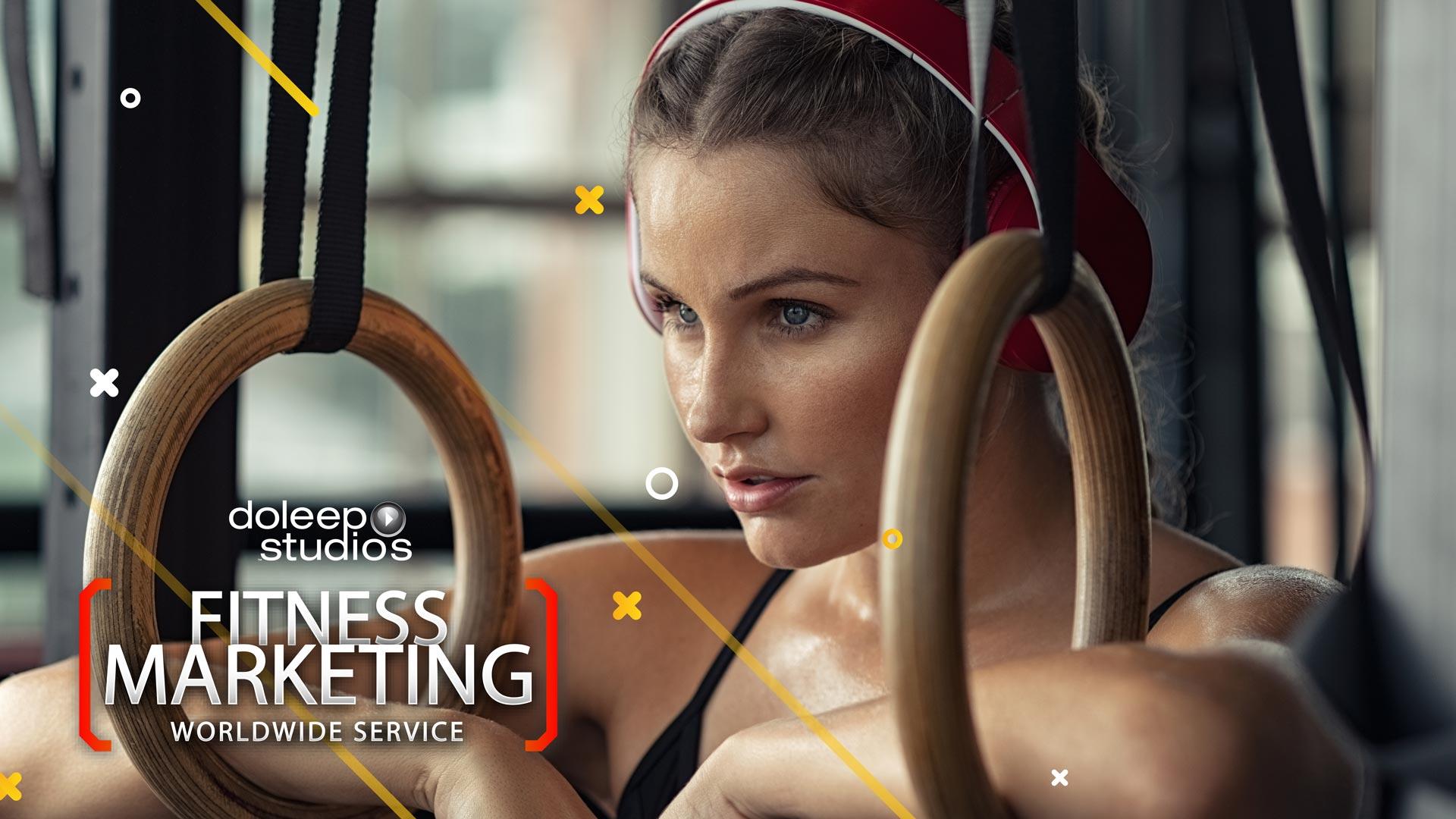 Fitness marketing agency - Doleep Studios