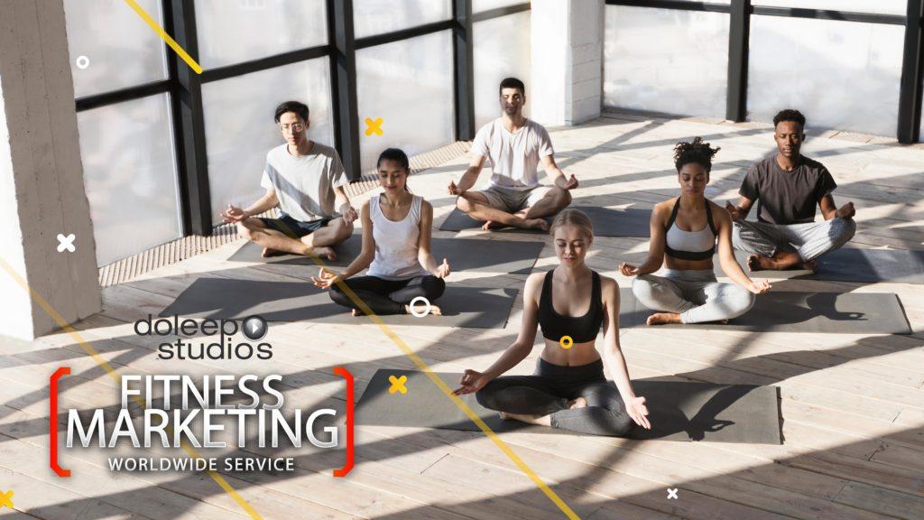 Fitness marketing in Dubai, Abu Dhabi,for gyms yoga and ems training